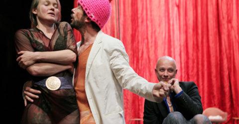 Nederlands Theaterfestival Nomineert Lotte Dunselman Voor belangrijke Toneelprijs Colombina