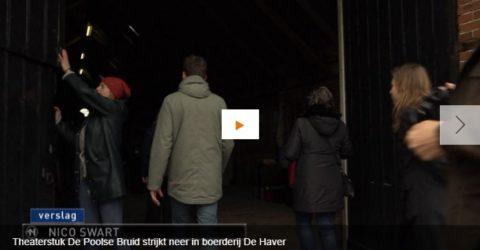 Theaterstuk De Poolse Bruid Strijkt Neer In Boerderij De Haver