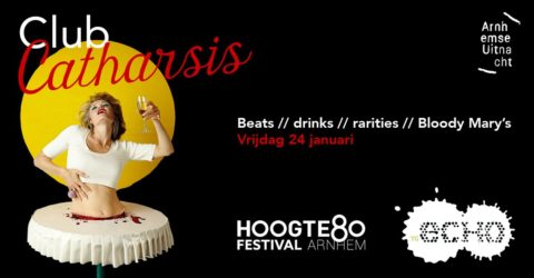 TgECHO & H80 Festival Gaan Ondergronds Tijdens De Arnhemse Uitnacht
